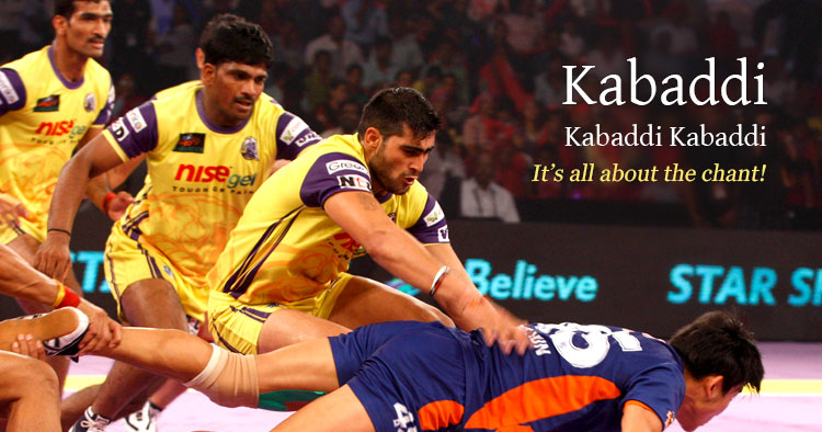 what is kabaddi