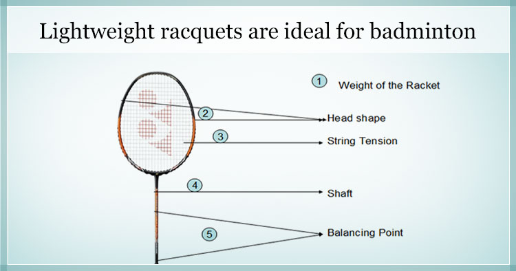 badminton specifications