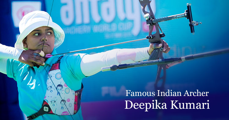 deepika kumari indian archer