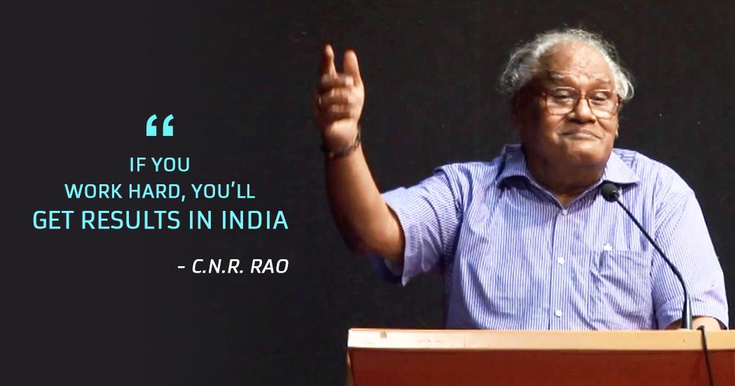 C.N.R. Rao_4