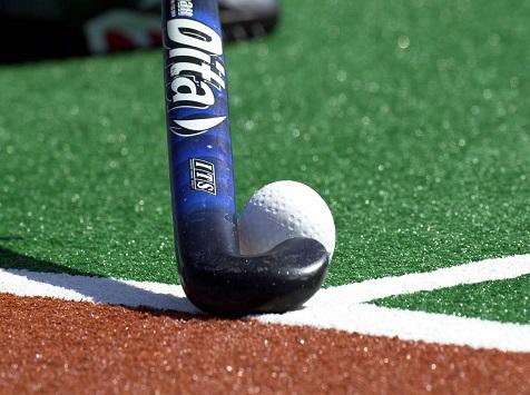 OLYMPISCHE SPELEN; SYDNEY 2000 18 SEPTEMBER 2000 HOCKEY; NEDERLAND-MAS  hockeystick, bal Copyright: Soenar Chamid