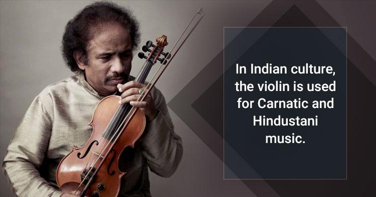 violin in india