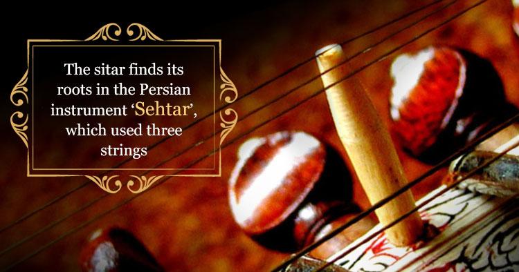 sitar history