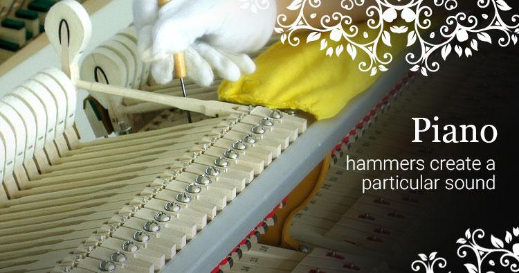 piano construction
