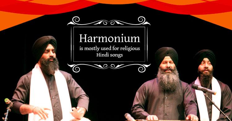 harmonium in India