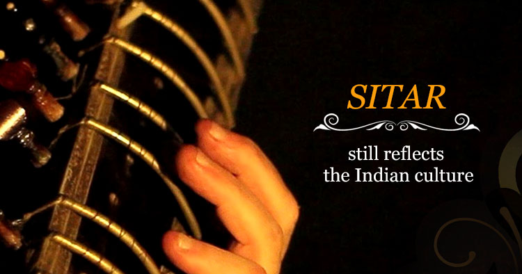 sitar in Indian culture