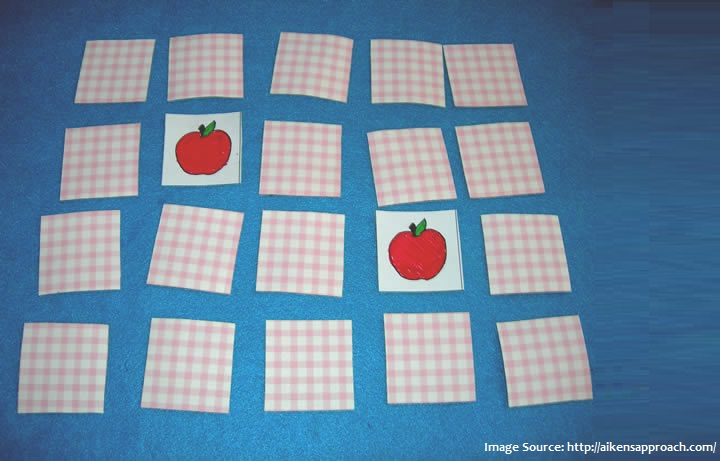 memory games for concentration