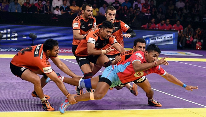 Pro kabaddi league PBL India