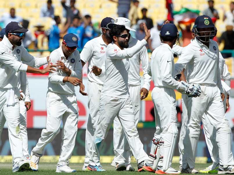 India Australia test match
