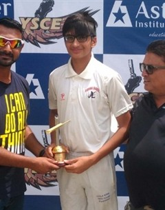 Under-13 Cricket Match