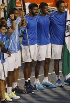 Davis Cup World Group Play-offs tie in September