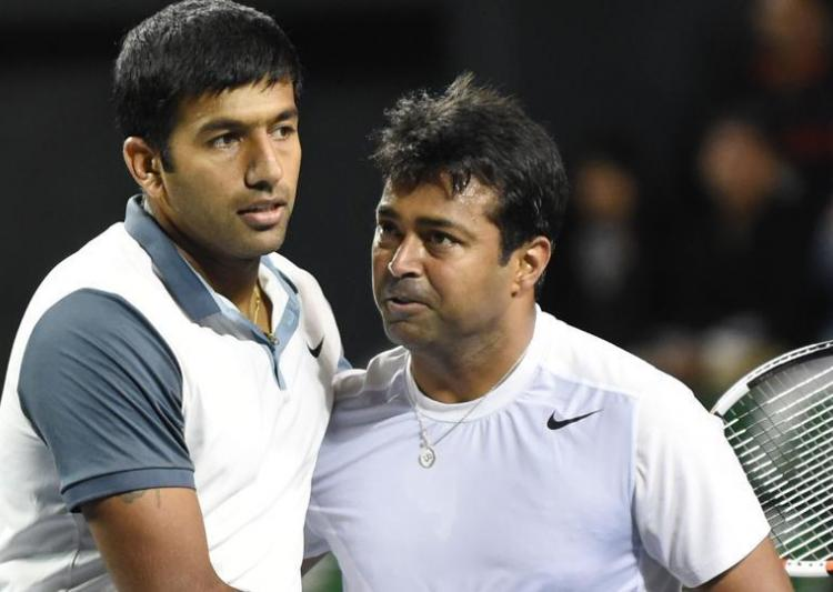 "Davis Cup captain Mahesh Bhupathi should have shown ""respect"" to Leander Paes"