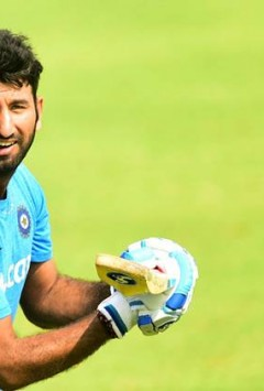 Start counting your longest innings Pujara