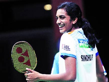 sindhu scond in Badminton world ranking