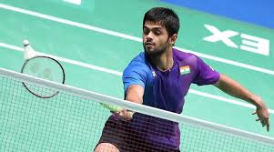 Sai Praneeth soars high in Singapore