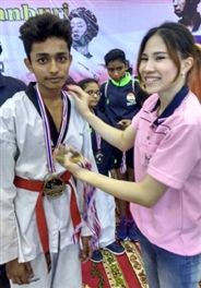 The First Intermar Taekwondo Championship