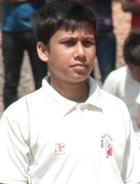 Ashutosh has won the team with a smoky batting