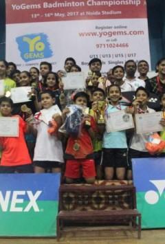 , YoGems Badminton Championship