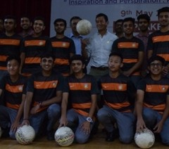 Chance for girls in football, irresistible: Bichung Bhutia