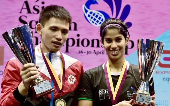 Asian Squash title