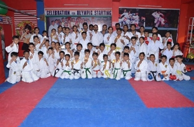13th all india karate championship