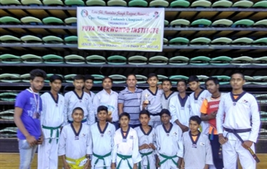 Open National Taekwondo Championship,
