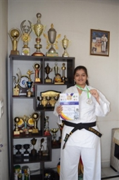 International Open karate