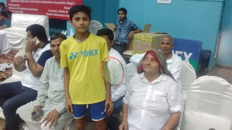Yogems badminton championship