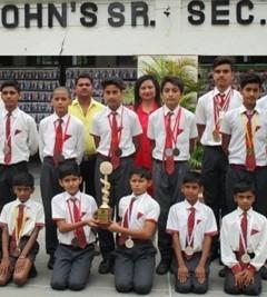 St. John's Senior Secondary School