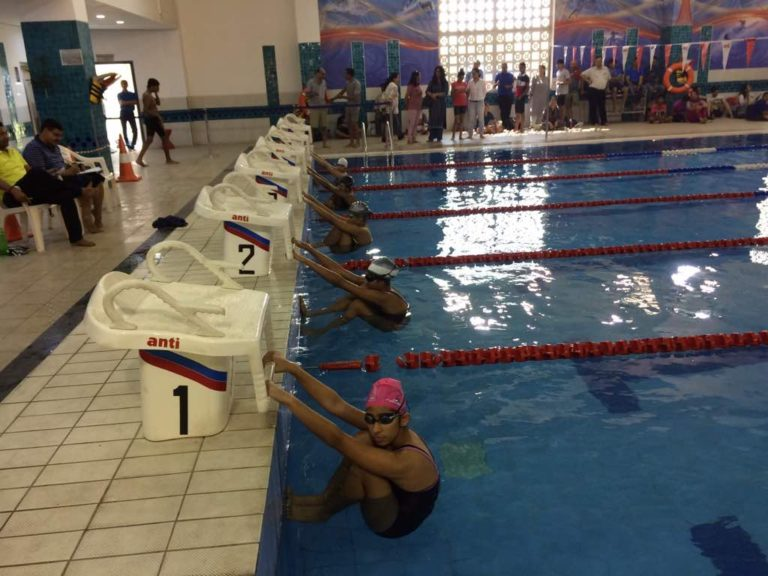 Noida Swimming Trials