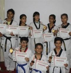 3rd India invitational Taekwondo Championship