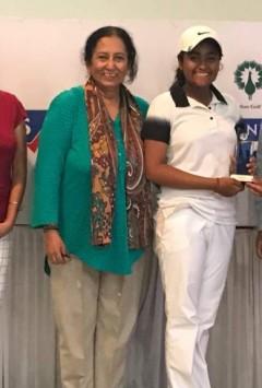Anika will represent Indian team in British Open golf