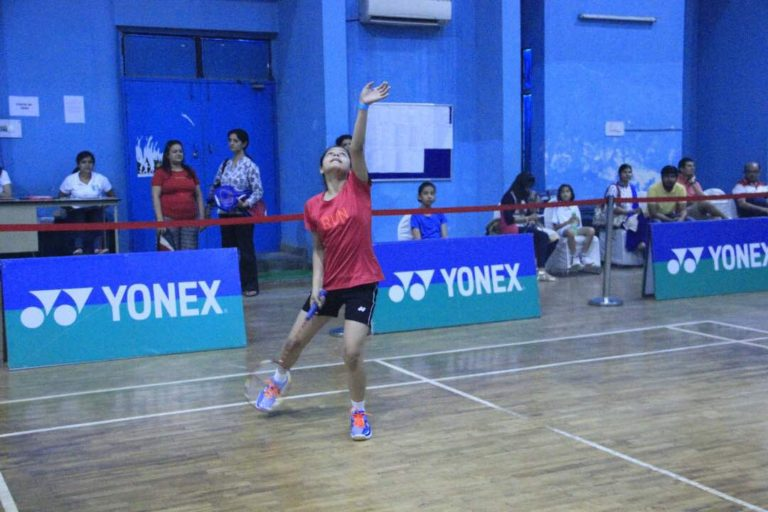 National Junior Ranking Badminton Championship