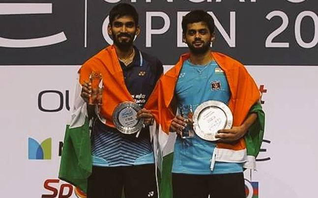 Badminton 3 Indian male players make it into top 15 for the first time