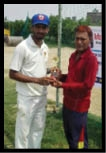 Emerging Star Cricket Academy won