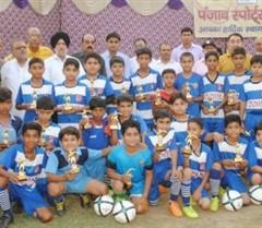 Faridabad District Football Association