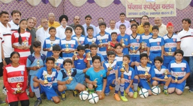 Faridabad District Football Association