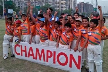 JK Tire Cricket Tournament