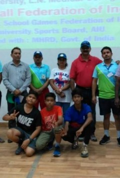 Indo-Srilanka Drop Rollball Championship,