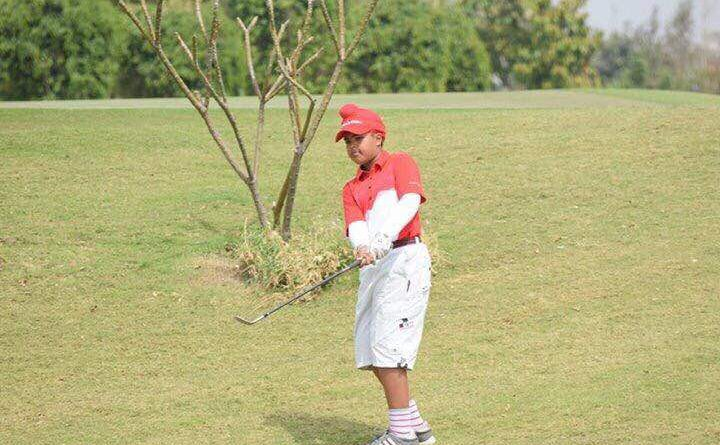 Telangana Junior Boys Golf Championship
