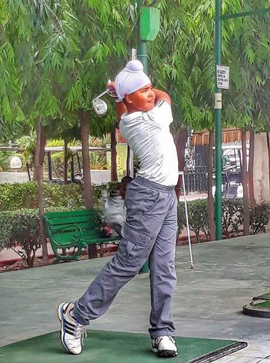 IGU Yes Bank Junior Golf