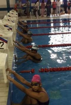 National Sub Junior and Junior Swimming,