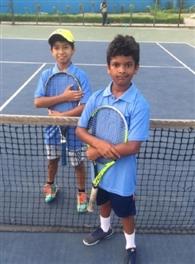 Deuce Academy Open Tennis Tournament