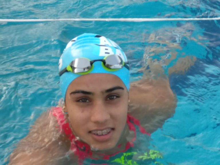 National Junior Swimming Competition