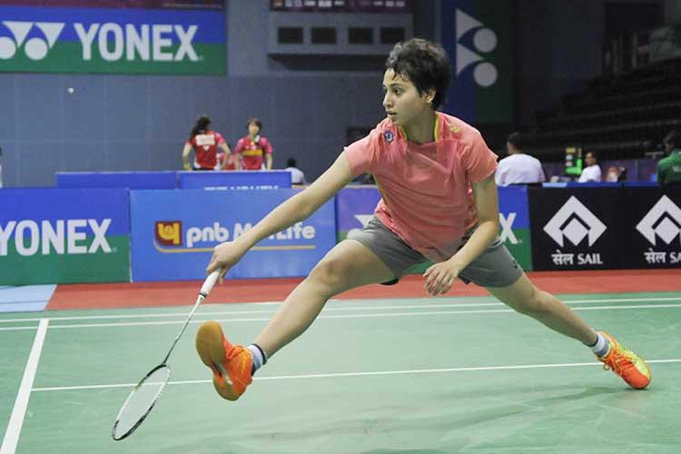 Junior badminton ranking tournament