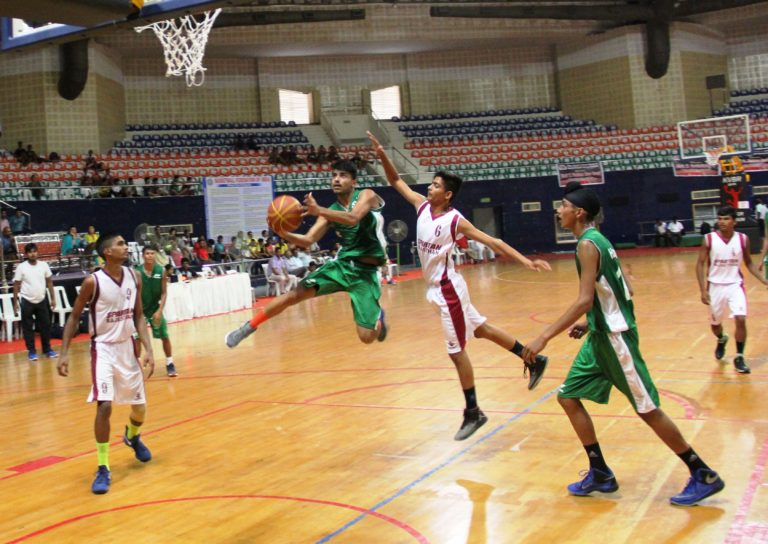 Youth National Basketball