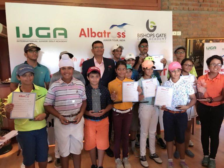 NGC golfers won three titles in Albatros Golf