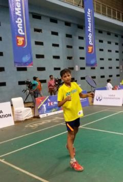 All India PNB Metlife Badminton Tournament