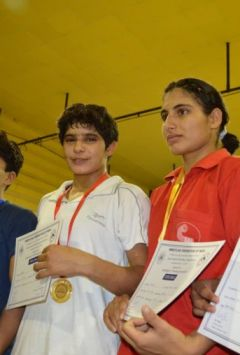 NCP's Deepak and Shital World Wrestling Will Show Vigor