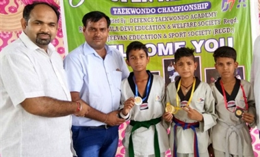 6th National Taekwondo